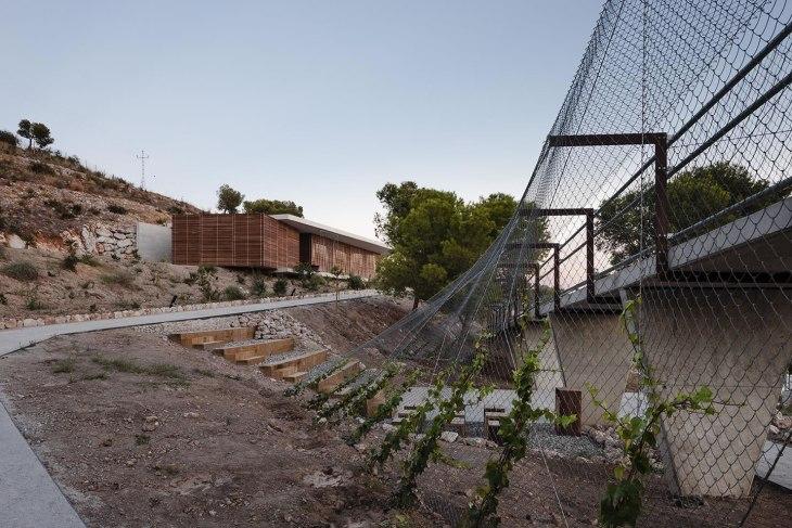 Jardín Botánico de Nerja - ISMO Arquitectura