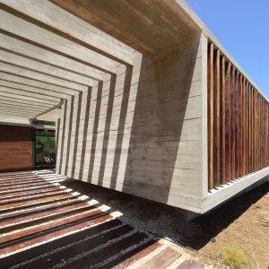 CASA S&S - Besonias Almeida Arquitectos