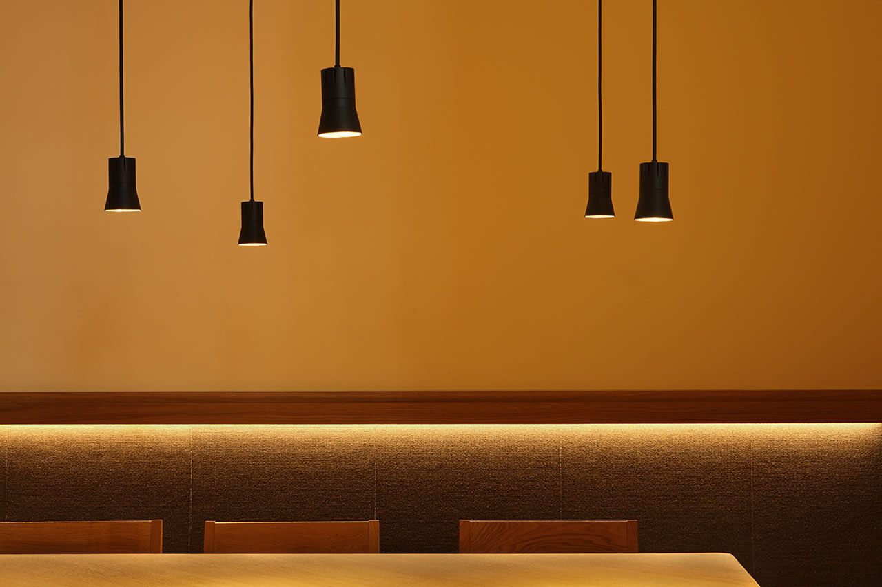 Restaurant AIUENO - MIEL Arquitectos