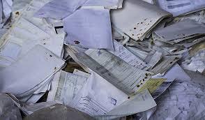 Sobre o projeto de Destruição de Documentos do Senador Magno Malta