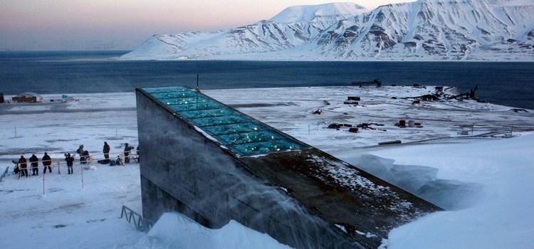 Noruega inaugura cofre para proteger os dados mais importantes da humanidade