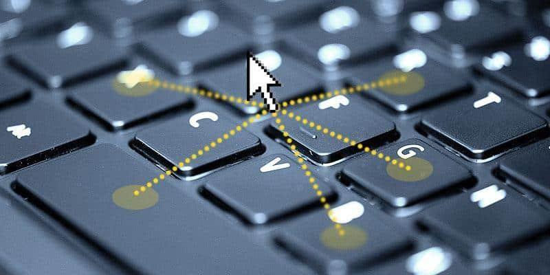 Como mover o cursor do mouse com o teclado no Windows
