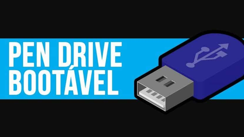 Pendrive bootável com várias versões do Windows e Linux juntos