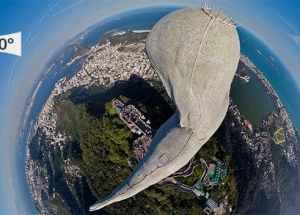 Aplicativo para tirar fotos em 360 graus e postar no Facebook