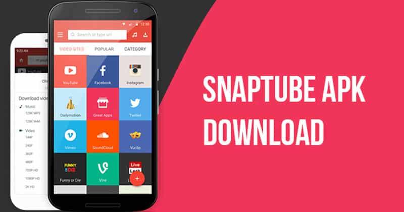 Snaptube Apk 1.9.1: Como baixar e instalar no Android 1