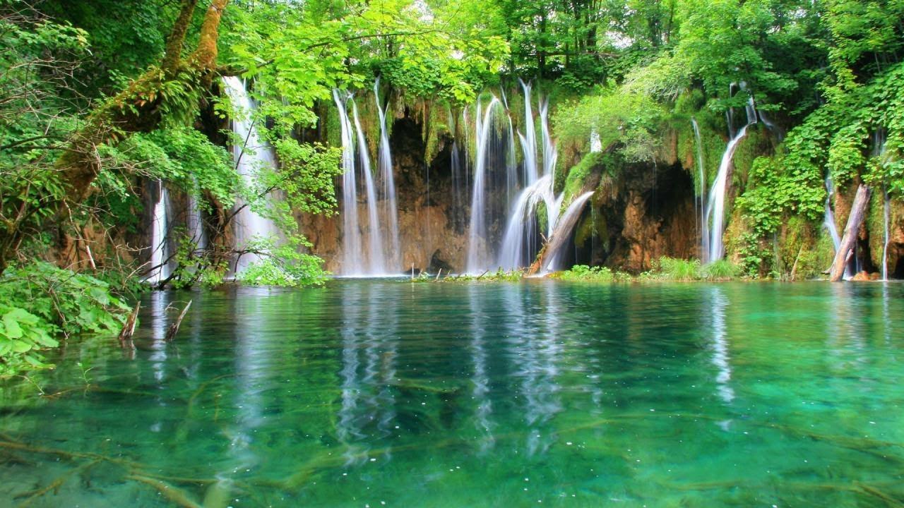 نتيجة بحث الصور عن بحيرات بليتفيتش الكرواتية