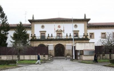 El Gobierno cambia un mes después su plan para la nueva cárcel de Martutene