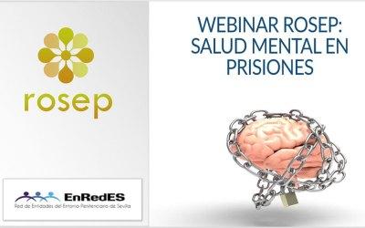 """Jornadas """"Salud mental en prisiones"""""""