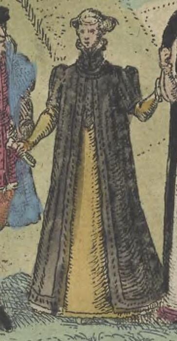 1572 Cologne. Fig 2 page 38b, Civitates orbis terrarum, Braun and Hogenberg. Utrecht University obj=000978066
