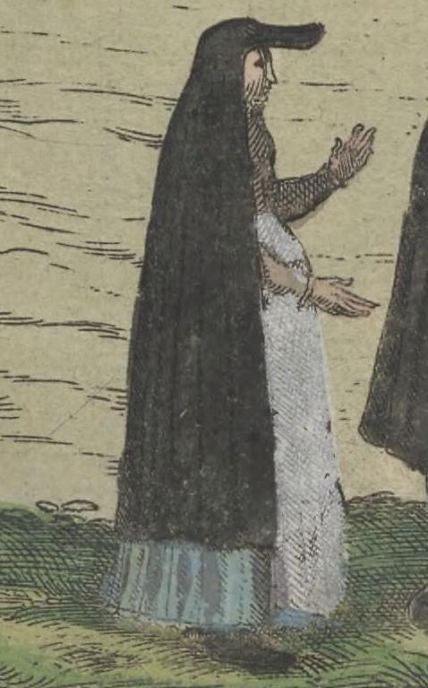 1572 Nijmegen. Fig 1 page 29b, Civitates orbis terrarum, Braun and Hogenberg. Utrecht University obj=000978066