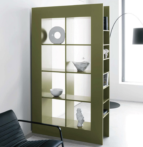 Libreria Novamobili Tempo libero Frame