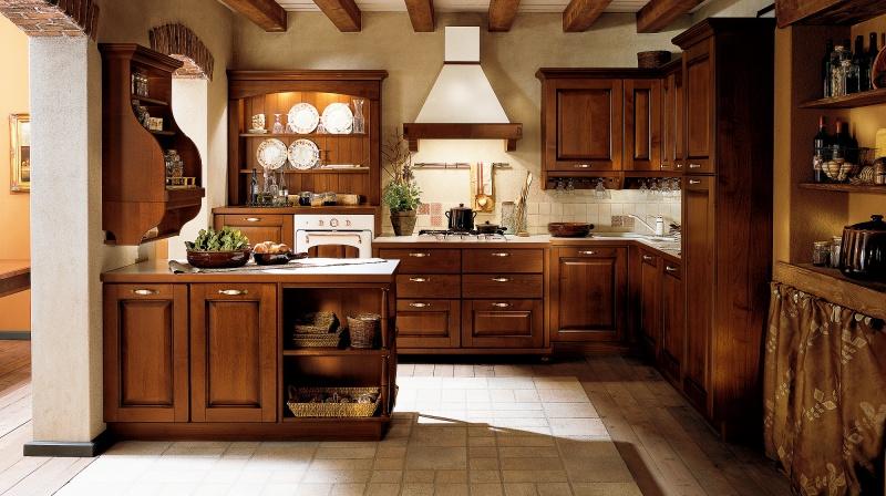 Cucina classica Veneta Cucine Verdiana
