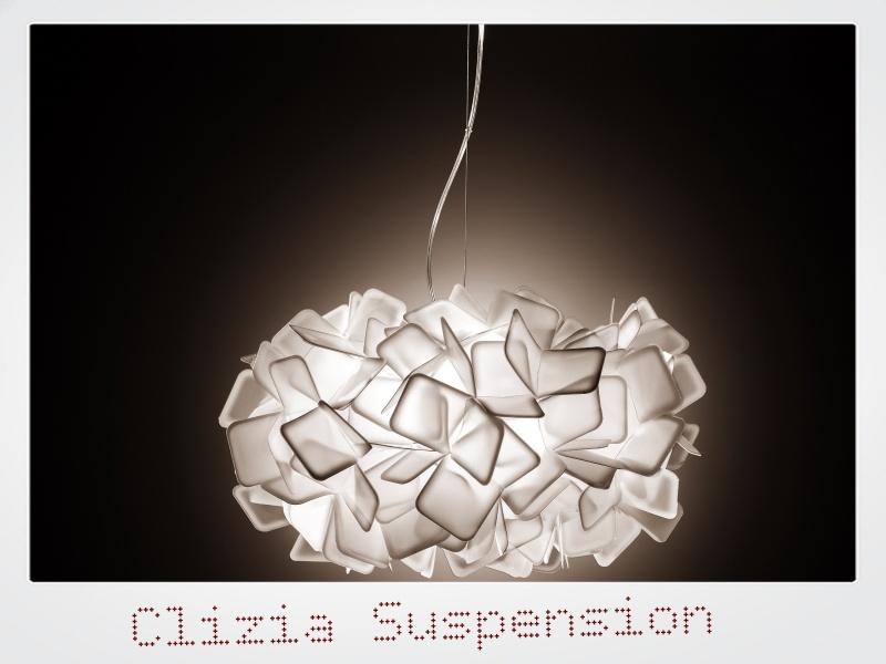 Clizia Suspension Large Fumé