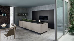 """Cucina Moderna Veneta Cucine """"Dialogo Shell System"""""""
