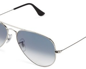 Ray-Ban RB3025 Aviator Large Metal, Occhiali da Sole Unisex Adulto