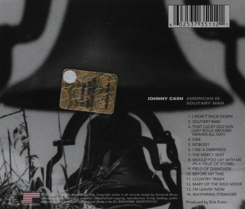 Johnny Cash  American III Solitary Man