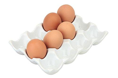 Apollo Vinci  Porta uova in porcellana