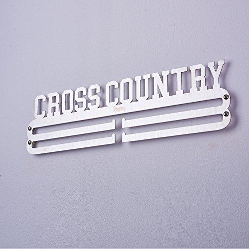 Appendiabiti da 33stili sport progettato Medal Medal Holder per ogni attivit sportiva Cross Country Medal Hanger 480mmX170mmx2mm