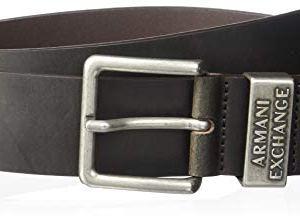 ARMANI EXCHANGE Cowboy Cintura Marrone T di MoroDark Brown 00354 4 Taglia Produttore 30 Uomo