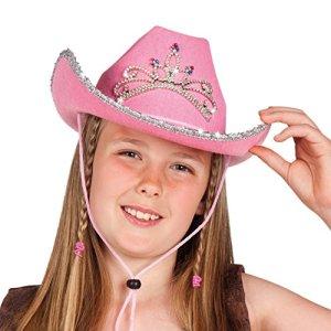 Boland 04104  Cowgirl Glimmer Cappello Bambina Rosa