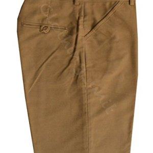 Carabou Uomo Moleskin Pantaloni Country Wear Caccia Pesca Escursioni Shooting Marrone Tobacco