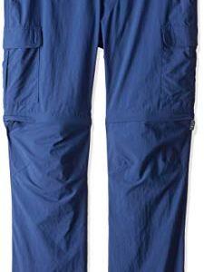 Columbia Cascades Explorer Pantaloni Uomo Blu Carbon W34L32