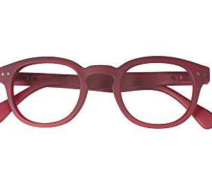 El Charro Occhiali da Lettura Modello Florida Rosso Diottria 25  1 Prodotto