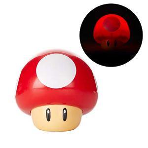 Super Mario Lampada Mushroom Multi One Size