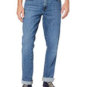 Wrangler Texas Contrast Jeans Blu The Legend 11L 42W  32L Uomo