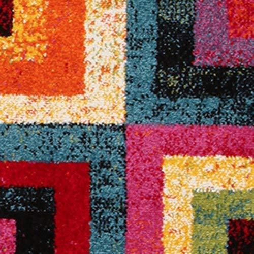 ABC Gioia A Tappeto Multicolore 110 x 60 cm