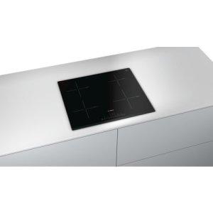 Bosch Serie 6 PIE631FB1E piano cottura Nero Incasso A induzione