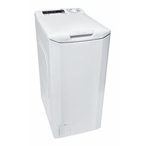 Candy CVST G382DMS Libera installazione Caricamento dallalto 8kg 1200Girimin A Bianco lavatrice Senza installazione