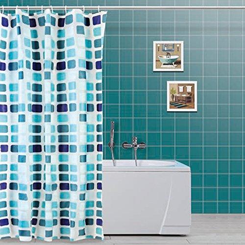 FERIDRAS 187053 Tenda Doccia Multicolore 5x120x200 cm