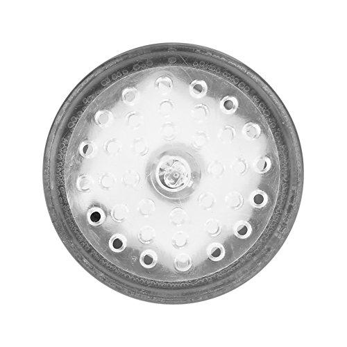 Garosa Rubinetto Acqua a LED colorato con 3 Colori ambia Automatico del Flusso Il Controllo della Temperatura Rubinetto Acqua Corrente per Cucina e bagni
