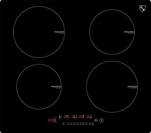 KH Piano Cottura a Induzione 4 Zone IN6804