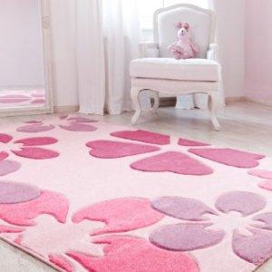 Luxor Living  Tappeto Brest Polipropilene Light Pink 60 x 115 cm