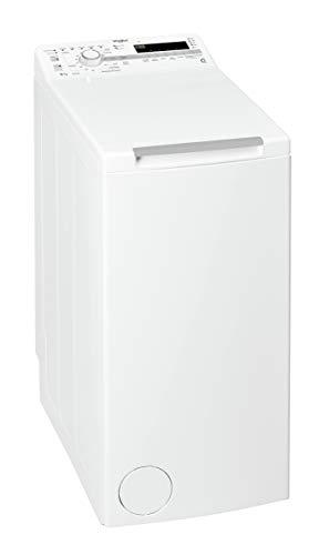 Whirlpool TDLR 60214 lavatrice Libera installazione Caricamento dallalto Bianco 6 kg 1200 Girimin A