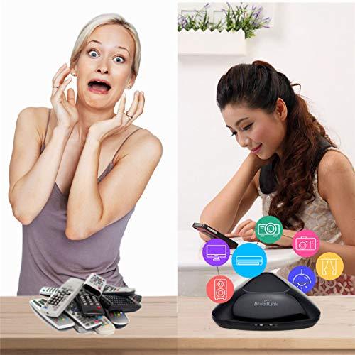Broadlink RM Pro telecomando universale Smart Home domotica con WiFi IrRf per iPhoneAndroid Phone  WiFi  Ir  Rf telecomando universale intelligente
