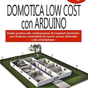 Domotica low cost con Arduino Con CDROM