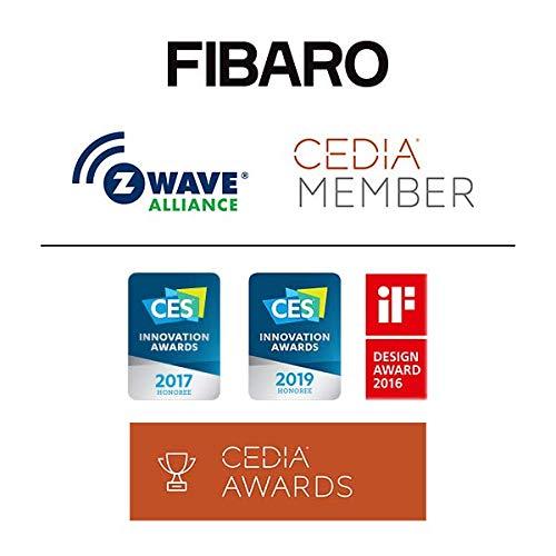 FIBARO Motion Sensor  Sensore di movimento ZWave Plus FGMS001