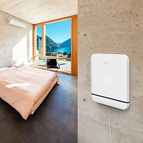 tado V3 Controllo Climatizzazione Intelligente Compatibile con Amazon Alexa lAssistente Google e HomeKit di Apple