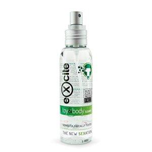 EXCITE Detergente Disinfettante coppetta mestruale e accessori intimi con Olio di Albero del T  Spray Igienizzante Antibatterico no alcol 100ml