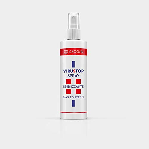 IGIENIZZANTE SPRAY MANI E SUPERFICI 150ml di Chogan