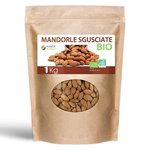 Mandorle Sgusciate Bio 1 kg