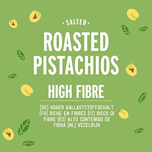 Marchio Amazon  Happy Belly Pistacchi tostati e salati 2x500g