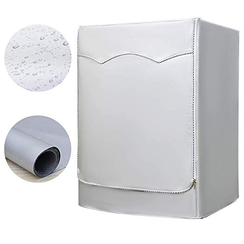 AKEfit Cubierta de lavadora Antienvejecimiento Antienvejecimiento Resistente al Agua 60  64  85 cm Lavadora Frontal Resistente al desgaste