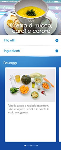 Candy CMXG25DCS Microonde con grill e app Cookin 25 litri colore Acciaio