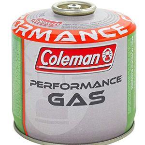 Coleman C300 Performance Bombola Gas con Valvola Green