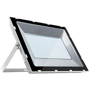 Faretto LED da Esterno 500W 40000 lumen Faro LED Esterno Bianco Freddo 6000K Proiettore da Esterno Impermeabile IP65 Luce di Sicurezza per Giardino Corridoio Illuminazione Interna ed Esterna
