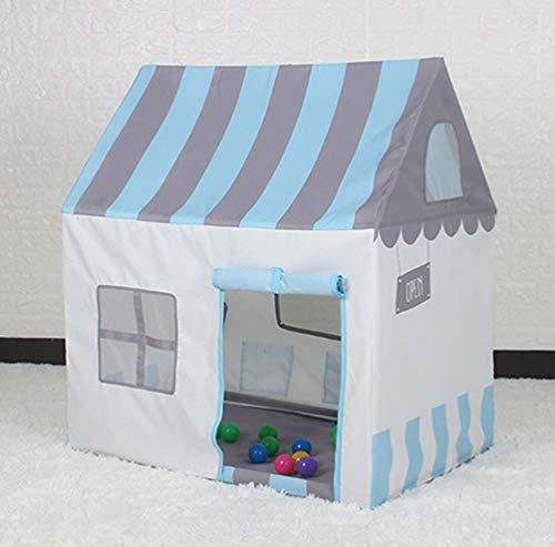 Floving Tenda per Bambini Tenda per Bambino Castello per Bambini Blu Rosa Regalo di Compleanno Interno  Esterno Sala Giochi Sicurezza e Non tossico Pink
